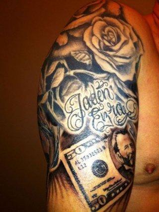 Tetovaža Na Tijelu Zbog Bogatstva Koje Tetovaže Donose